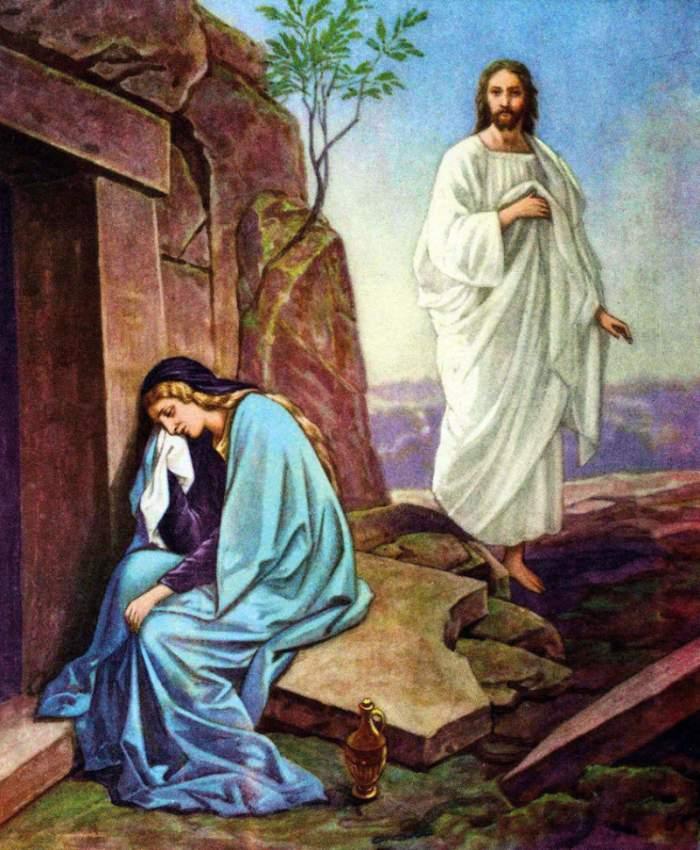 Ist jesus auferstanden was Jesus Christus,